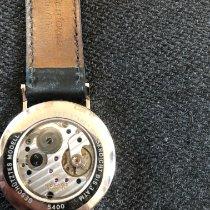 NOMOS Tangente 38 Datum Stal 37.5mm Srebrny Arabskie