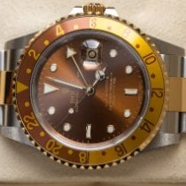 Rolex GMT-Master II 16713T Very good Gold/Steel 40mm Automatic