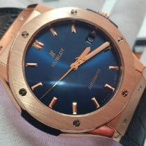 Hublot Classic Fusion Blue 511.OX.7180.LR Unworn Rose gold Automatic South Africa, East London