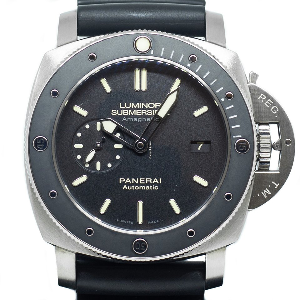 Panerai Luminor Submersible 1950 3 Days Automatic PAM 00389 2016 pre-owned