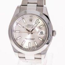 Rolex Datejust II Stahl 41mm Silber Deutschland, Hannover