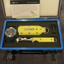 Citizen Promaster BJ2169-88E Eco-Drive Unworn Steel Quartz United States of America, Georgia, Canton