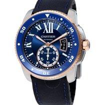 Cartier Calibre de Cartier Diver new Automatic Watch with original box and original papers W2CA0008