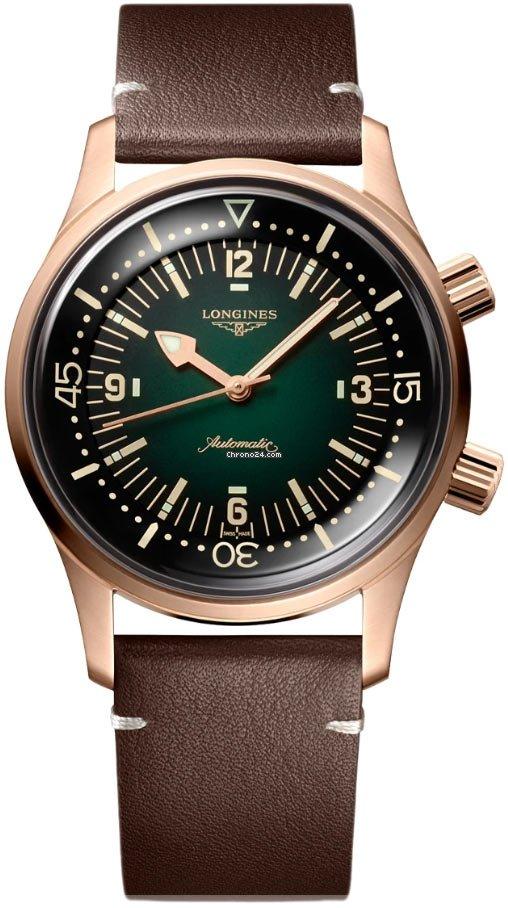 Longines Legend Diver L37741502 2021 new