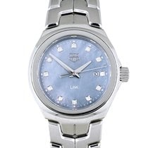 TAG Heuer Link Lady Steel 32mm Mother of pearl No numerals United States of America, Georgia, Atlanta