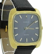 Gübelin Yellow gold 34mm Manual winding pre-owned United States of America, New York, Massapequa Park