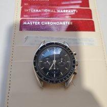 Omega Speedmaster Professional Moonwatch Steel Black No numerals United States of America, Texas, Austin