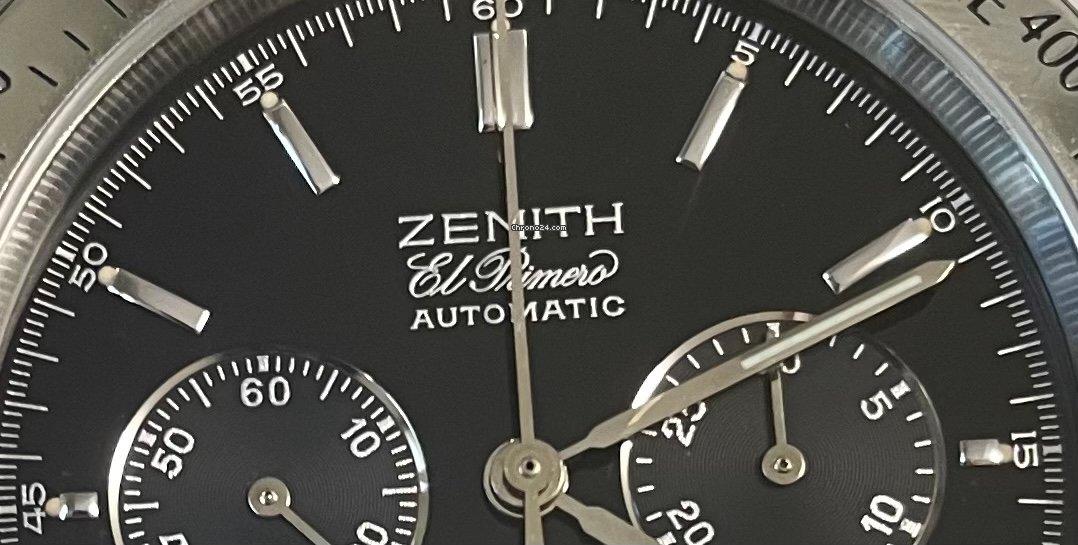 Zenith El Primero Chronograph 02.0360.400 usados