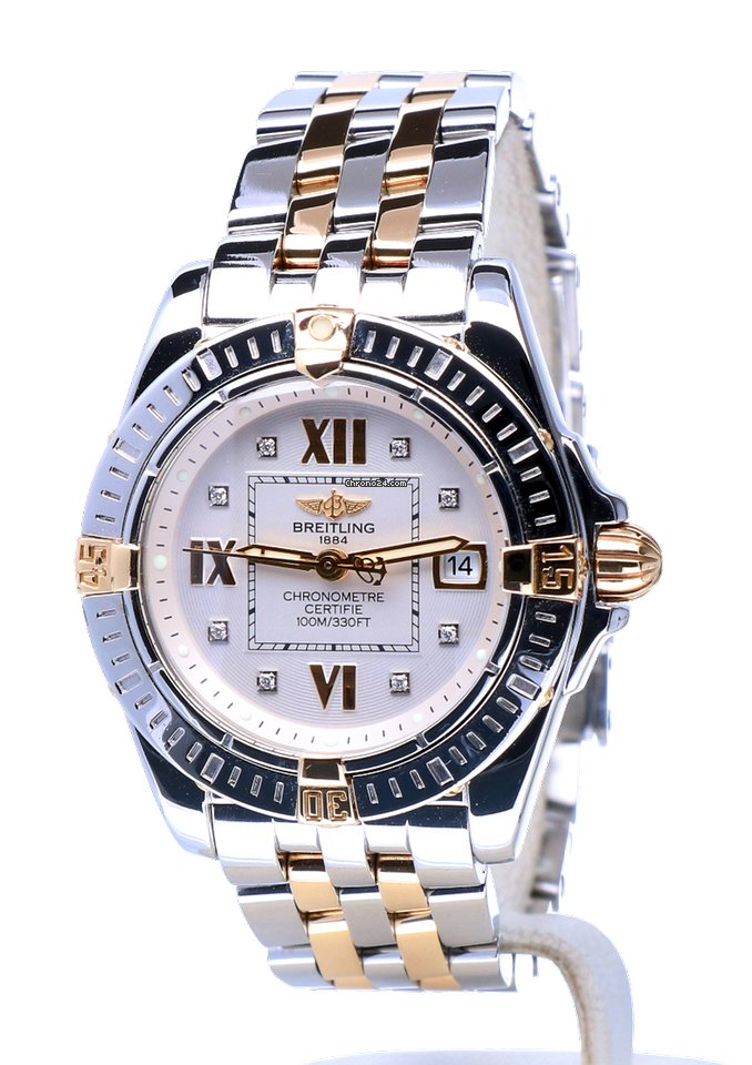 Breitling Cockpit Lady B71356 2005 pre-owned