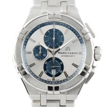 Maurice Lacroix AIKON Steel 44mm Silver
