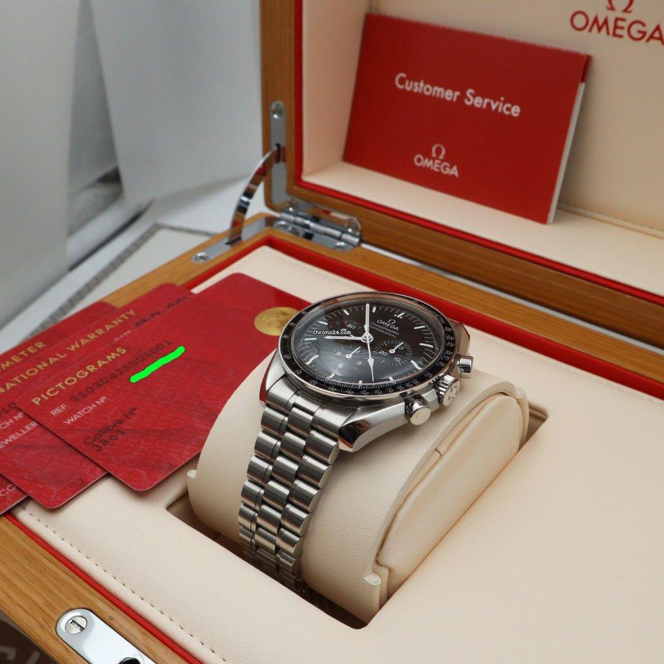 Omega Speedmaster Professional Moonwatch 2021 new