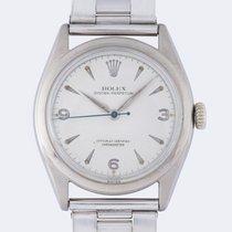 Rolex Bubble Back Oro bianco 34mm Argento Senza numeri Italia, FORTE DEI MARMI ( LU )