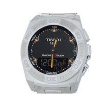 Tissot Racing-Touch Steel 43mm Black