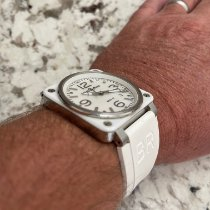 Bell & Ross BR 03-92 Ceramic Steel 42mm White Arabic numerals United States of America, California, Soquel