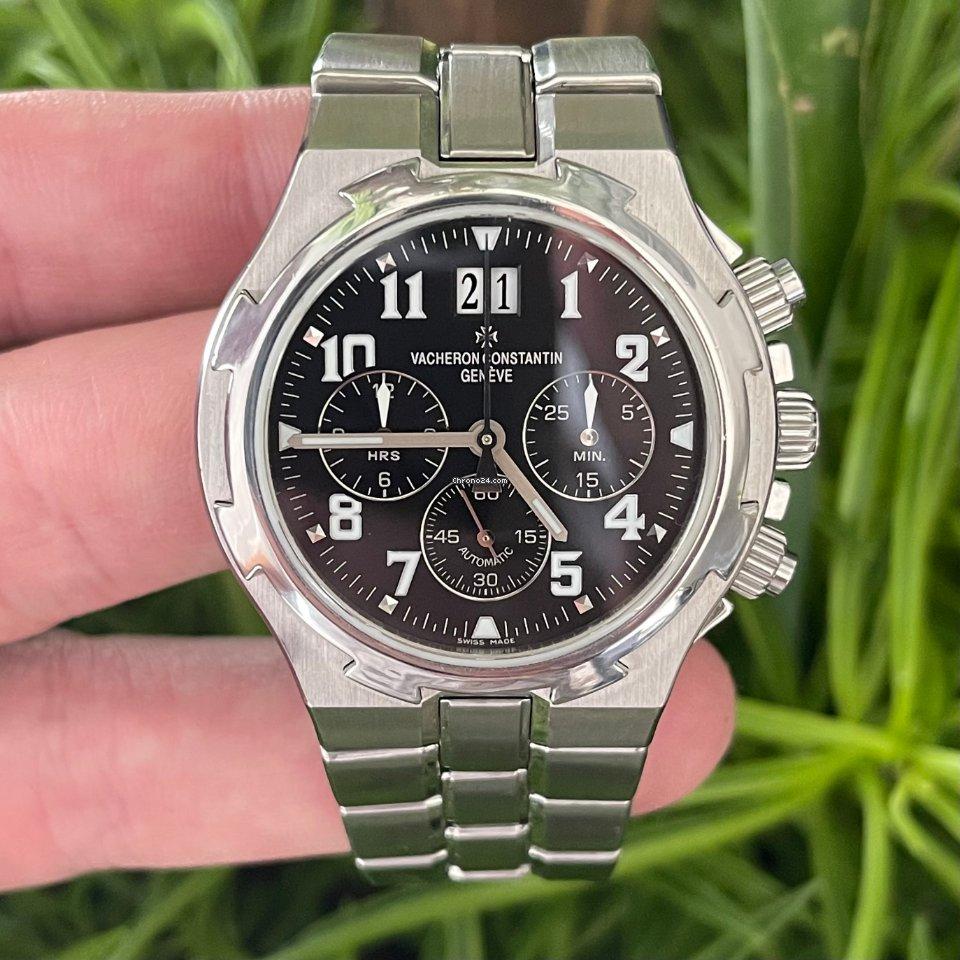 Vacheron Constantin Overseas Chronograph 49140/423A-8886 pre-owned