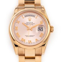 Rolex Day-Date 36 Rose gold Pink United States of America, Florida, Hollywood