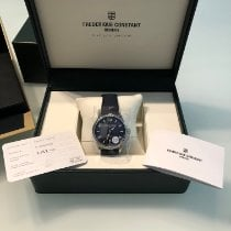 Frederique Constant Runabout Automatic Steel 42mm Blue