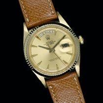 Rolex Day-Date 36 Oro amarillo 36mm Champán Sin cifras México, Santa Fe
