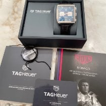 TAG Heuer Monaco Calibre 12 Steel 39mm Blue No numerals United States of America, Florida, Fort Lauderdale