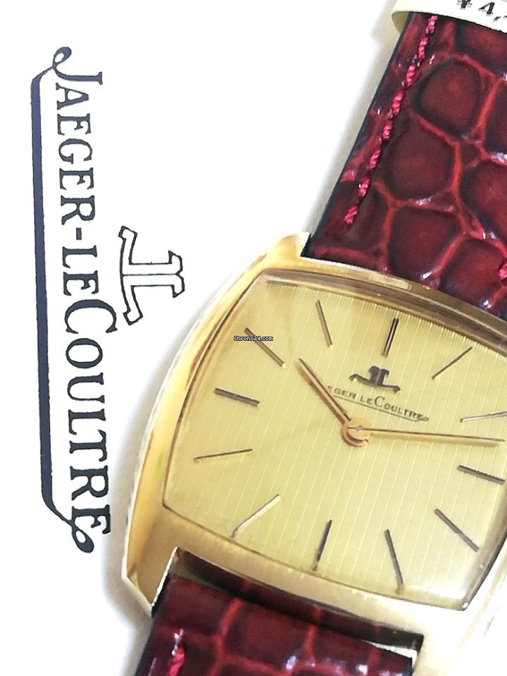 Jaeger-LeCoultre 1304924 1960 pre-owned
