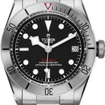 Tudor Black Bay Steel new Automatic Watch with original box M79730-0006