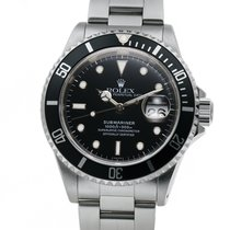Rolex 16610 Steel 1999 Submariner Date 40mm pre-owned United States of America, New York, New York