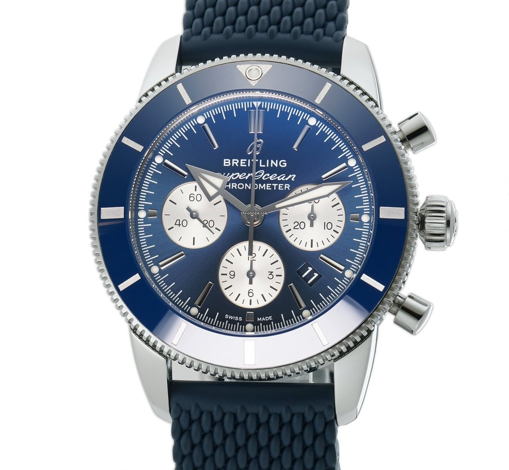 Breitling Superocean Heritage Chronograph AB0162161C1S1 pre-owned