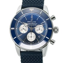 Breitling Superocean Heritage Chronograph Steel 44mm United States of America, New York, New York