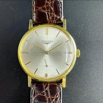 Longines Yellow gold 34mm Manual winding Longines pre-owned