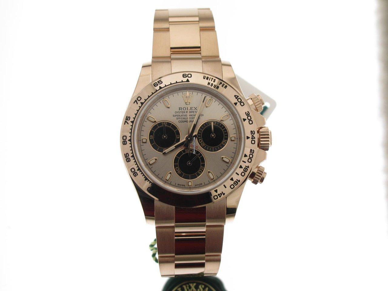 Rolex Daytona 116505-0016 2021 new