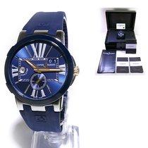 Ulysse Nardin Executive Dual Time Blue United States of America, Pennsylvania, Philadelphia