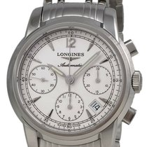 Longines Saint-Imier Steel 41mm Silver United States of America, New York, Monsey