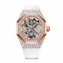 Audemars Piguet Royal Oak Concept Oro rosa 38.5mm Transparente
