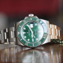 Rolex Submariner Date Steel Green No numerals UAE, Dubai