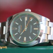 Rolex Milgauss Steel Black No numerals UAE, Dubai