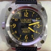 U-Boat Thousands of Feet Steel 50mm Black