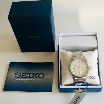 Seiko 5 Steel 43mm Silver (solid) No numerals United States of America, California, Upland