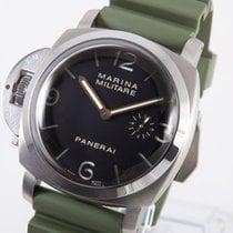 Panerai Special Editions PAM 00217 Foarte bună Otel 47mm Armare manuala