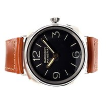 Panerai Steel Manual winding Brown Arabic numerals 47mm pre-owned Special Editions
