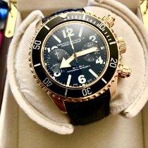 Chronographe Suisse Cie Pозовое золото 45mm Автоподзавод подержанные