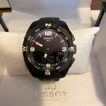 Tissot T-Touch Expert Solar Titanium 45mm Black Arabic numerals United States of America, Texas, Fort Worth