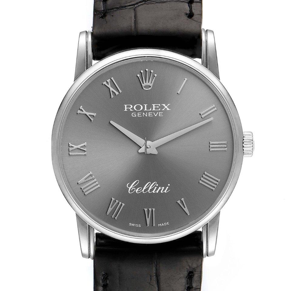 Rolex Cellini 5116 2001 подержанные