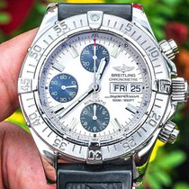 Breitling Superocean Chronograph II Steel 42mm Black No numerals United States of America, Texas, Plano