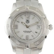 TAG Heuer 2000 Steel 40mm White
