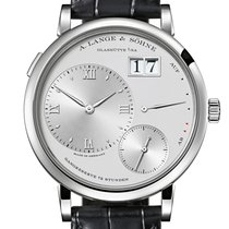 A. Lange & Söhne Grand Lange 1 117.025 Very good Platinum 40.5mm Manual winding UAE, Dubai