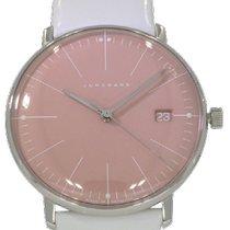 Junghans max bill Damen Acél 32.7mm Pink