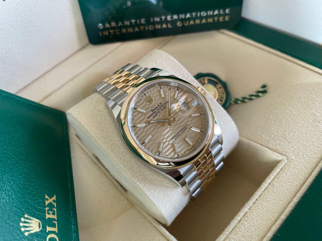 Rolex Datejust 126203 2021 nové