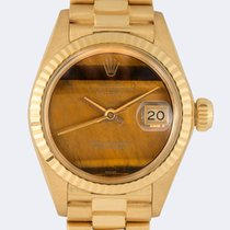 Rolex Lady-Datejust Yellow gold 26mm No numerals