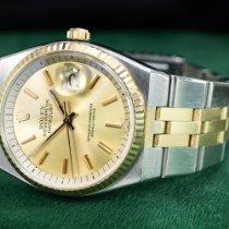 Rolex Datejust Rolex 1630 Datejust Automatic 36mm |  1974 Tilfredsstillende Stål 36mm Automatisk