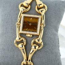 Gucci Yellow gold Quartz Gucci Signoria pre-owned United States of America, Massachusetts, Boston